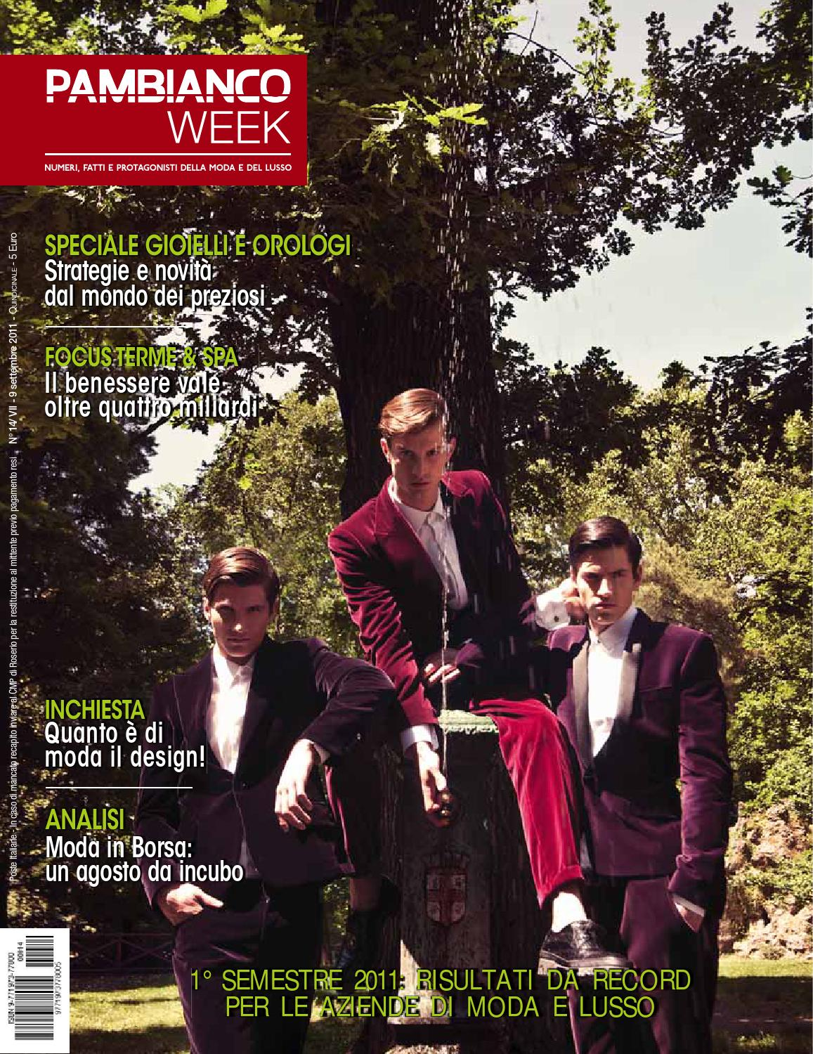 pambianco week n14 vii by pambianconews issuu