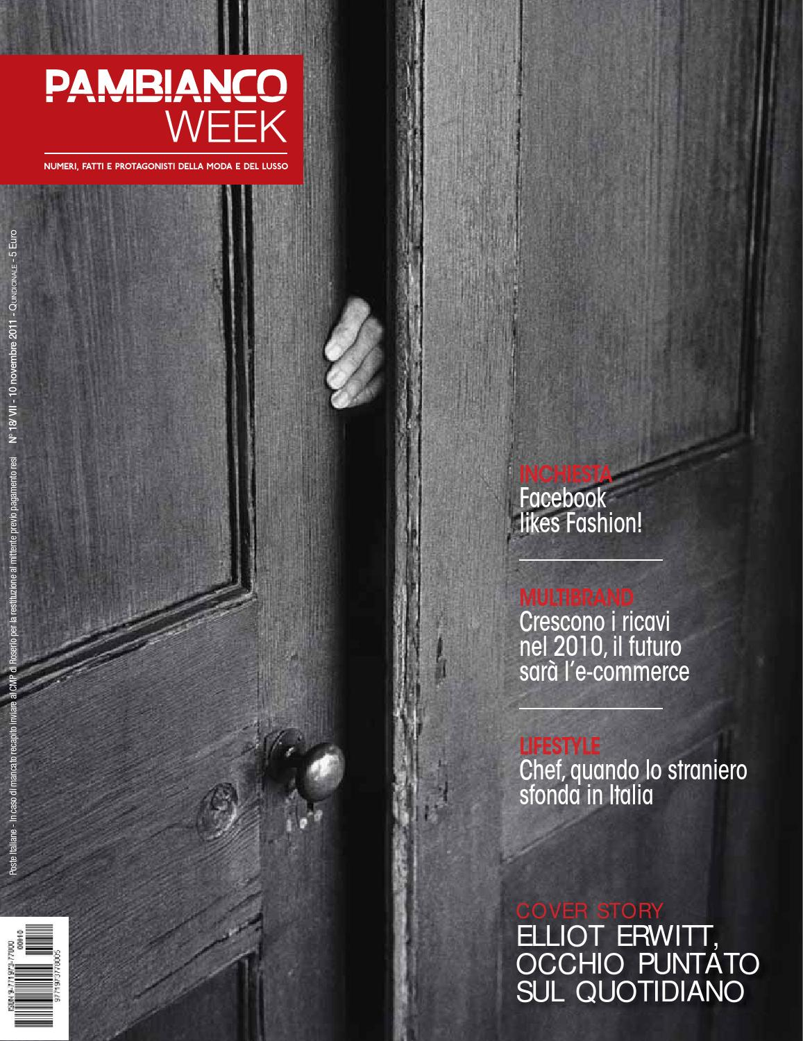 Pambianco WEEK N.18 VII by Pambianconews issuu