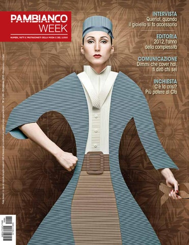 Pambianco WEEK N.11 VII by Pambianconews - issuu ecc360ba9b5