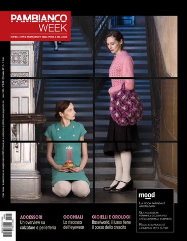 Pambianco WEEK N.6 VIII by Pambianconews - issuu 7fdc739a938