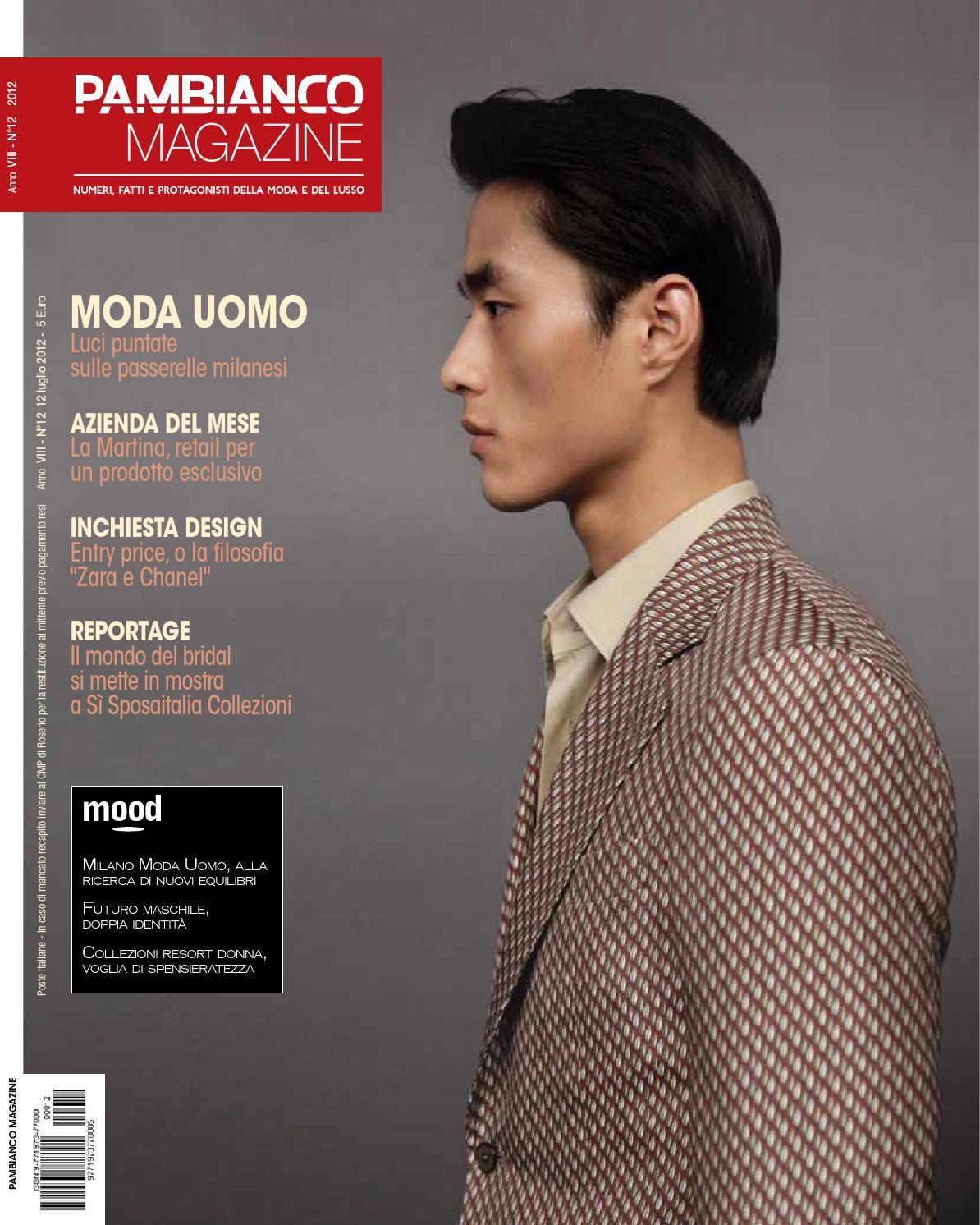 Pambianco magazine N.12 NIII by Pambianconews - issuu f58d5a5a25b1