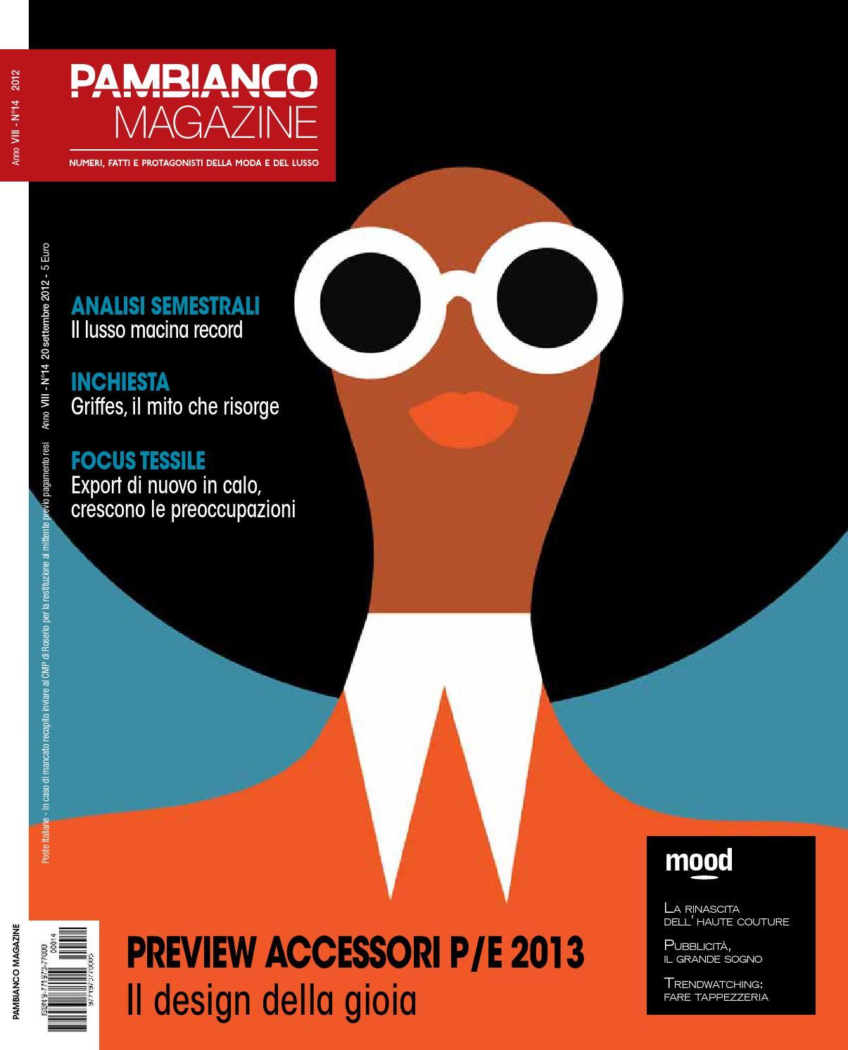 Pambianco magazine N.14 VIII by Pambianconews issuu