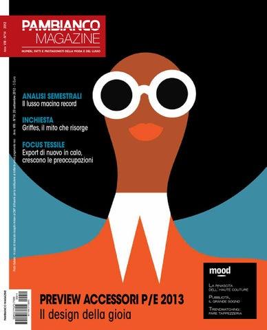 61cc52e0d9 Pambianco magazine N.14 VIII by Pambianconews - issuu