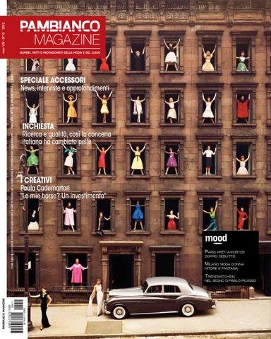 Pambianco magazine N.15 VIII by Pambianconews - issuu 72c742d05a1