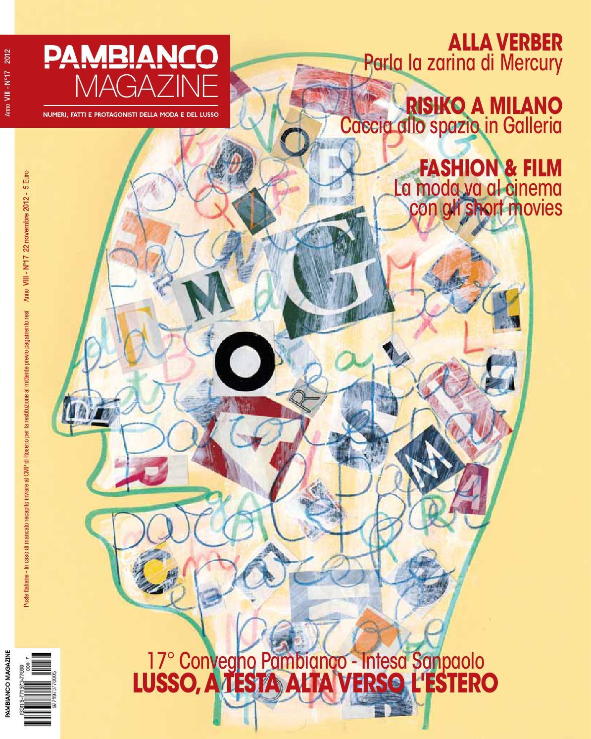Pambianco magazine N.17 VIII by Pambianconews - issuu ceb939564b37