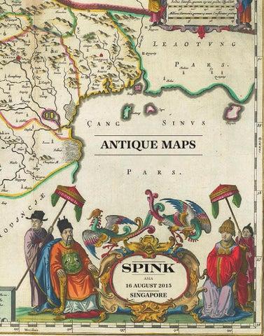Map of Persia Iran Iraq Afghanistan 1724 Reprint 10x8 inch