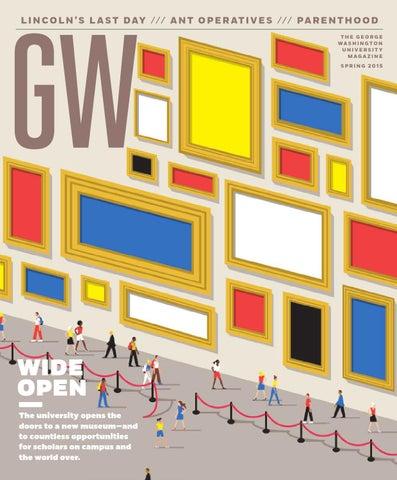 Spring 2015 by GW Magazine - issuu