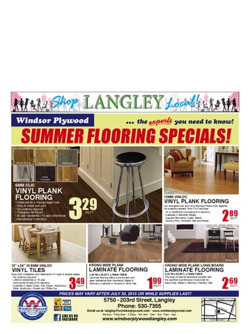Langley Advance July 16 2015 By Langley Advance Issuu