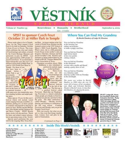 200c9540c488f Vestnik 2009 09 09 by SPJST - issuu