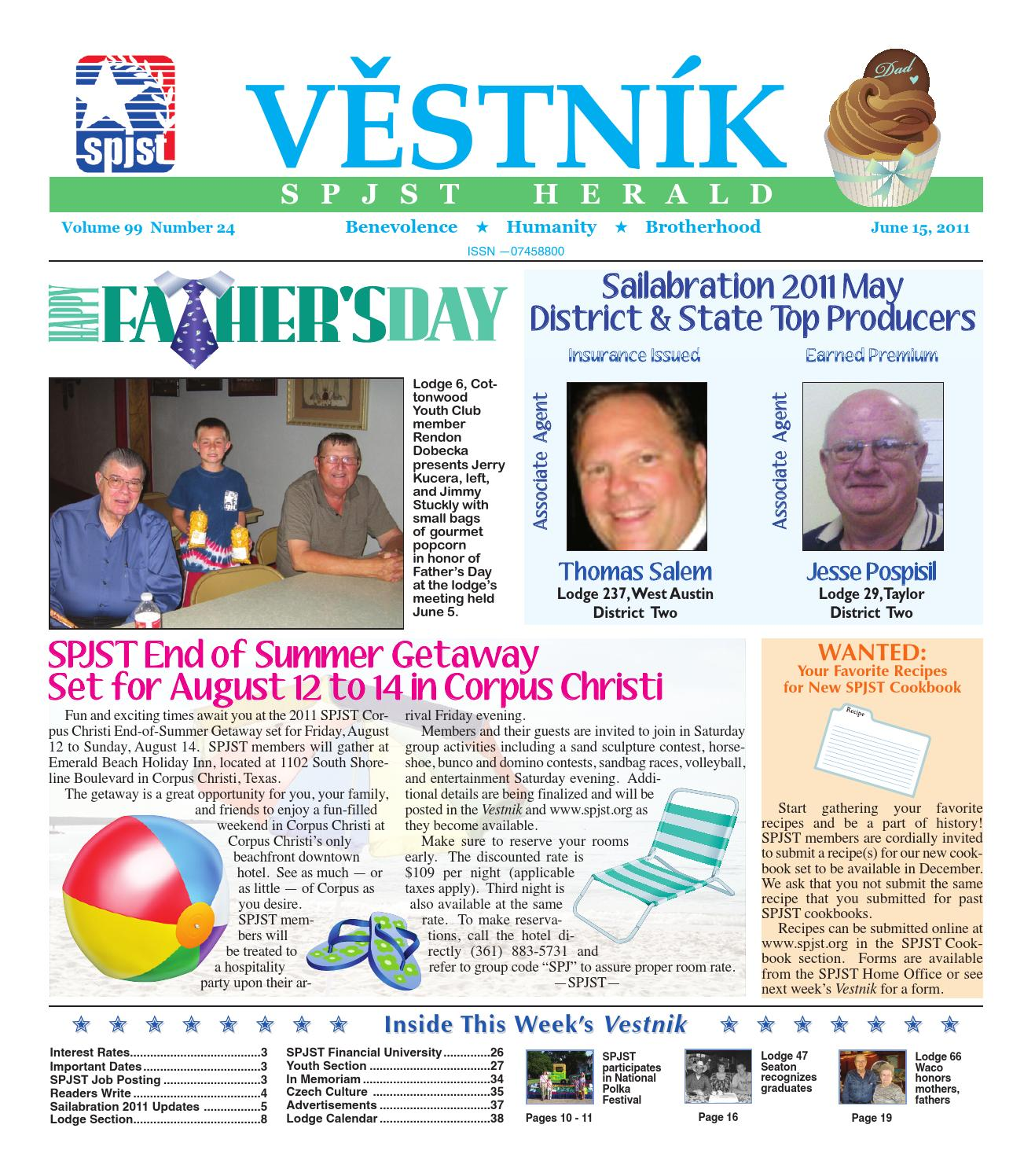 fb78be0143777 Vestnik 2011 06 15 by SPJST - issuu
