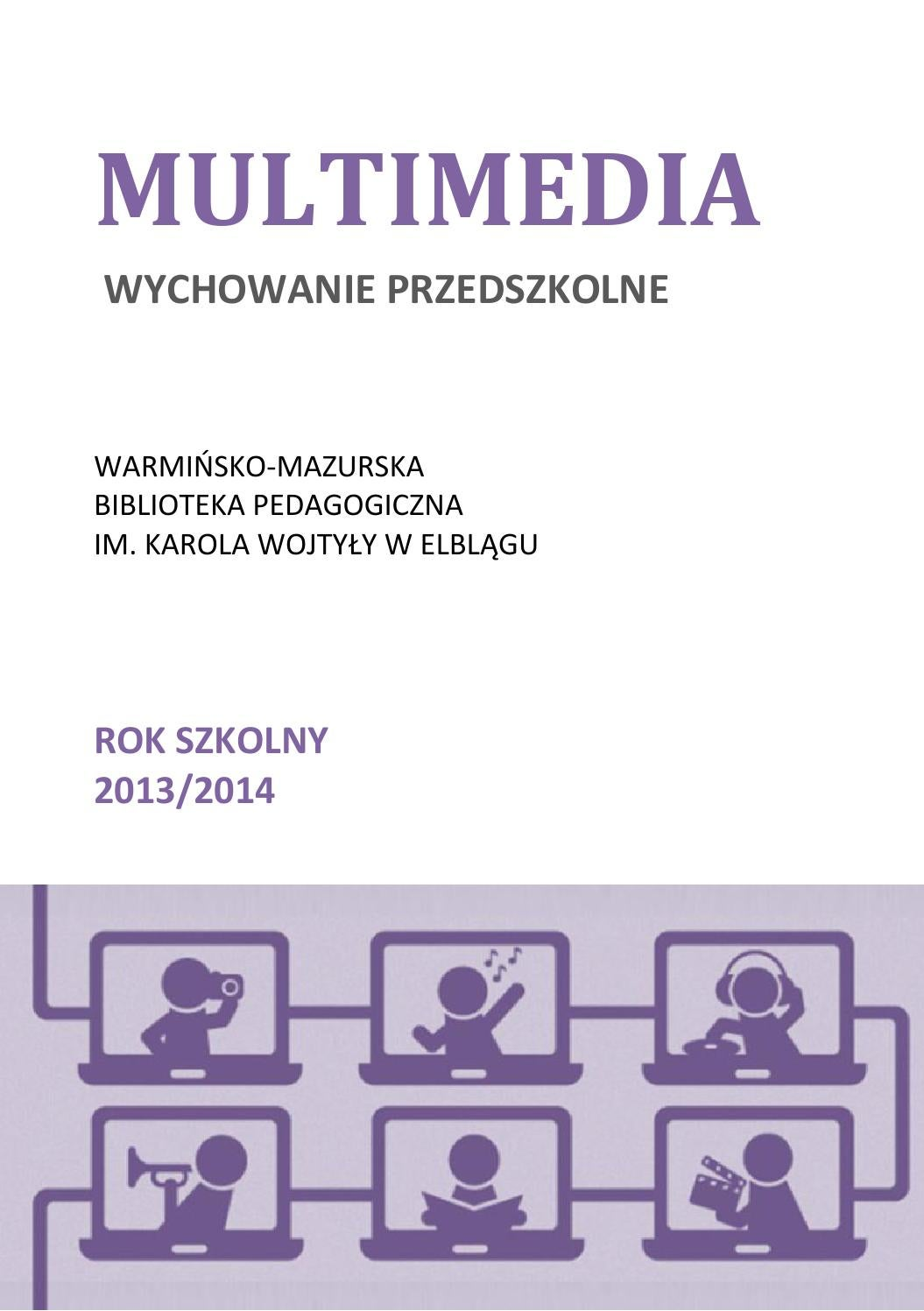 Wychowanie Przedszkolne Cz1 By Warmińsko Mazurska Biblioteka