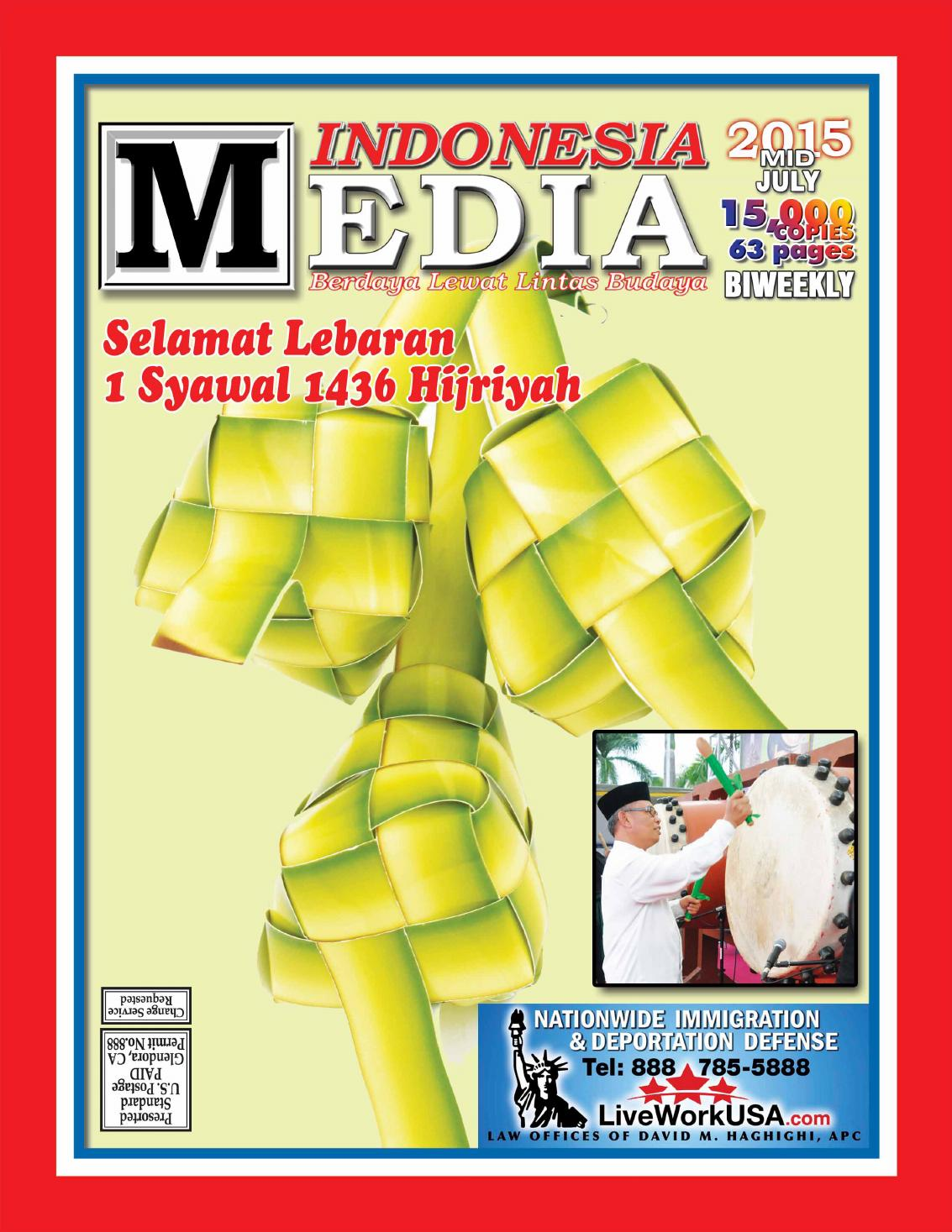 Indonesia Media Issue Mid July 2015 By Issuu Produk Ukm Bumn Batik Bulan Selendang Bolak Balik Beda Warna A