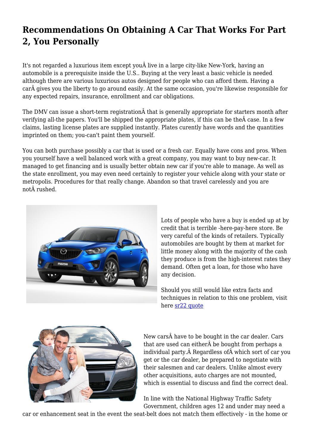 Aa Short Term Car Insurance