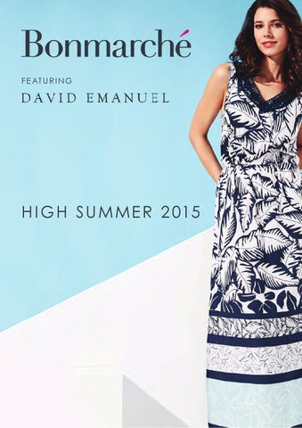 7f71c9d059512 Bonmarché High Summer 2015 LookBook by Property Marketing Solutions ...