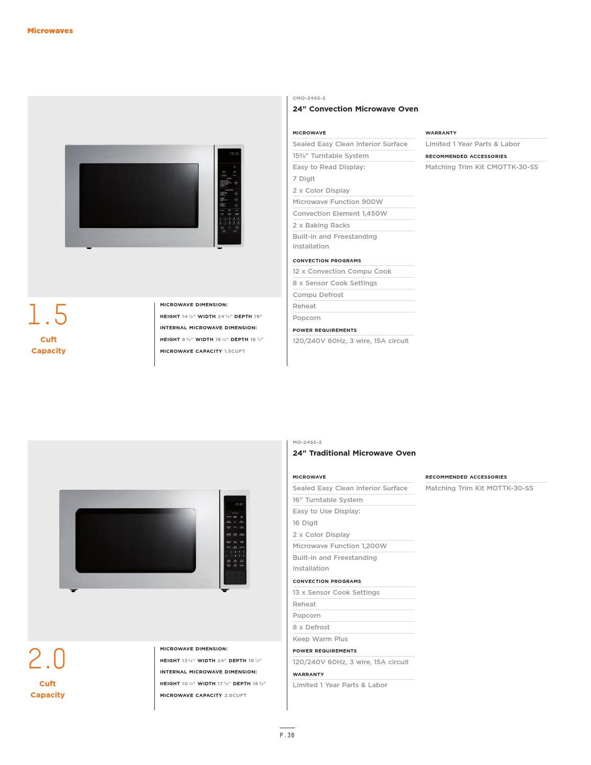 Dcs Usa Indoor Product Catalog By Fisher Paykel Issuu