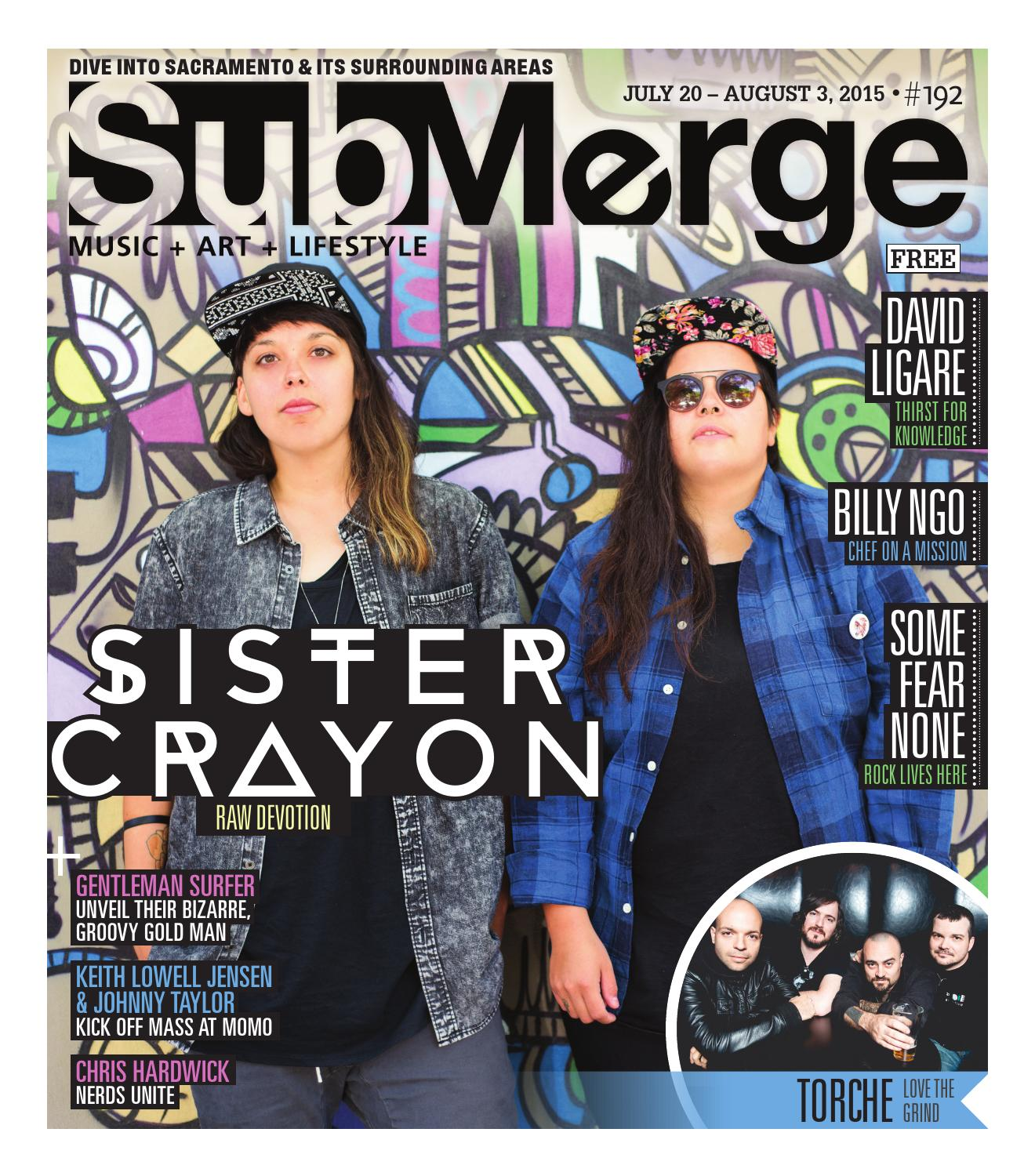 16667e35a8 Submerge  Issue 192 (July 20 - August 3