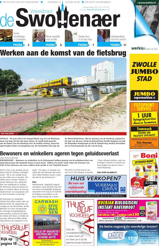 38c52d6ff26 200715 swollenaer by BrugMedia B.V. - issuu