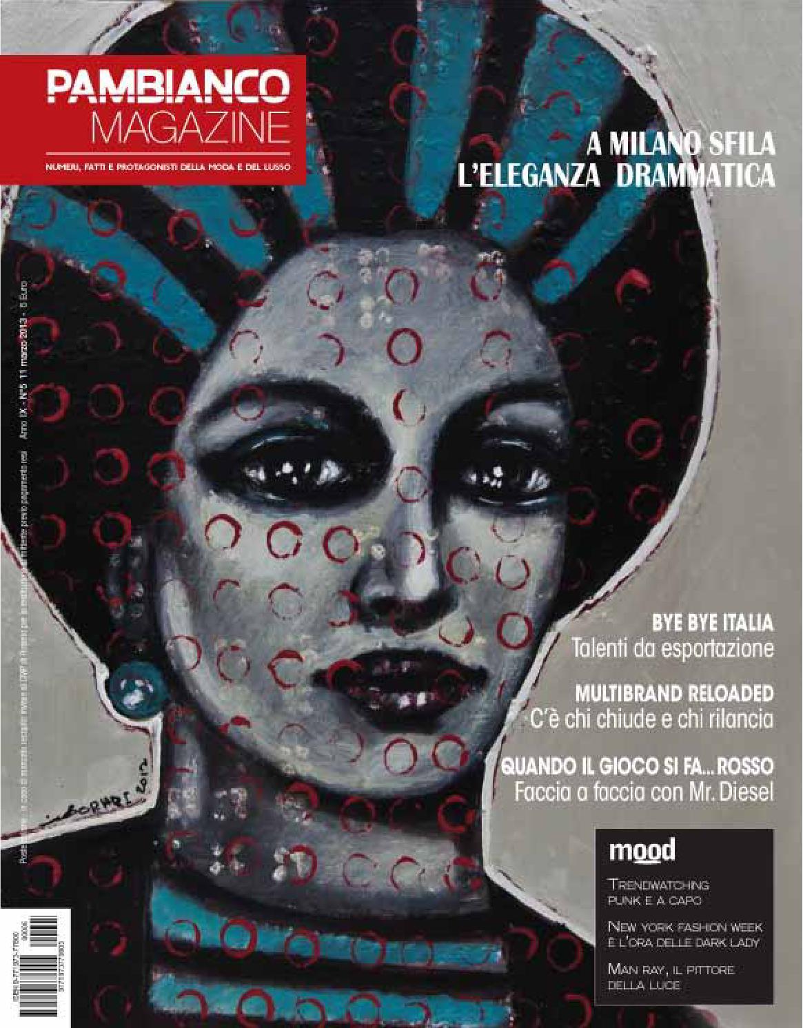 Pambianco Magazine N.5 IX by Pambianconews issuu
