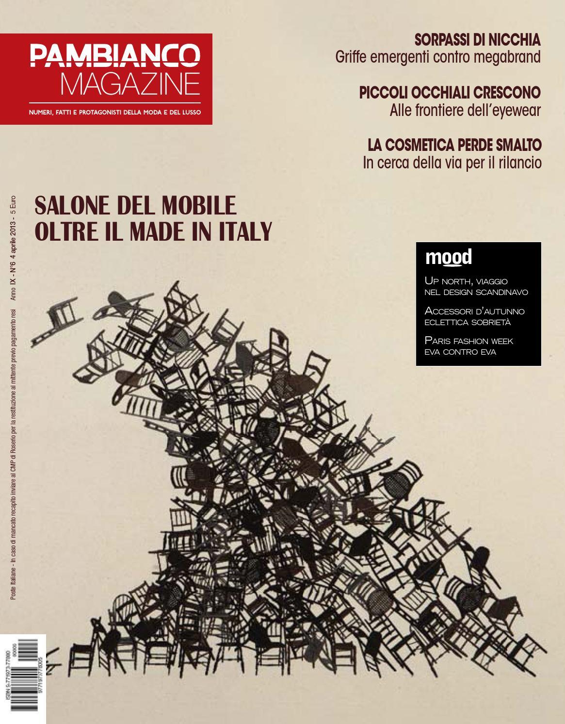 Pambianco Magazine N.6 IX by Pambianconews issuu