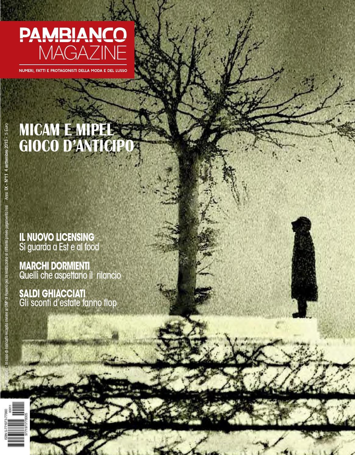 Magazine N Pambianconews Ix By Pambianco 11 Issuu qSpMVUzG