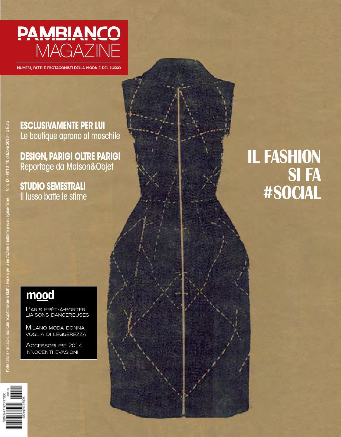 cca2edb921c2 Pambianco Magazine N.13 IX by Pambianconews - issuu