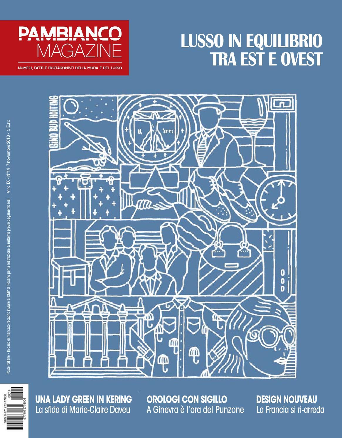Pambianco Magazine N.14 IX by Pambianconews issuu