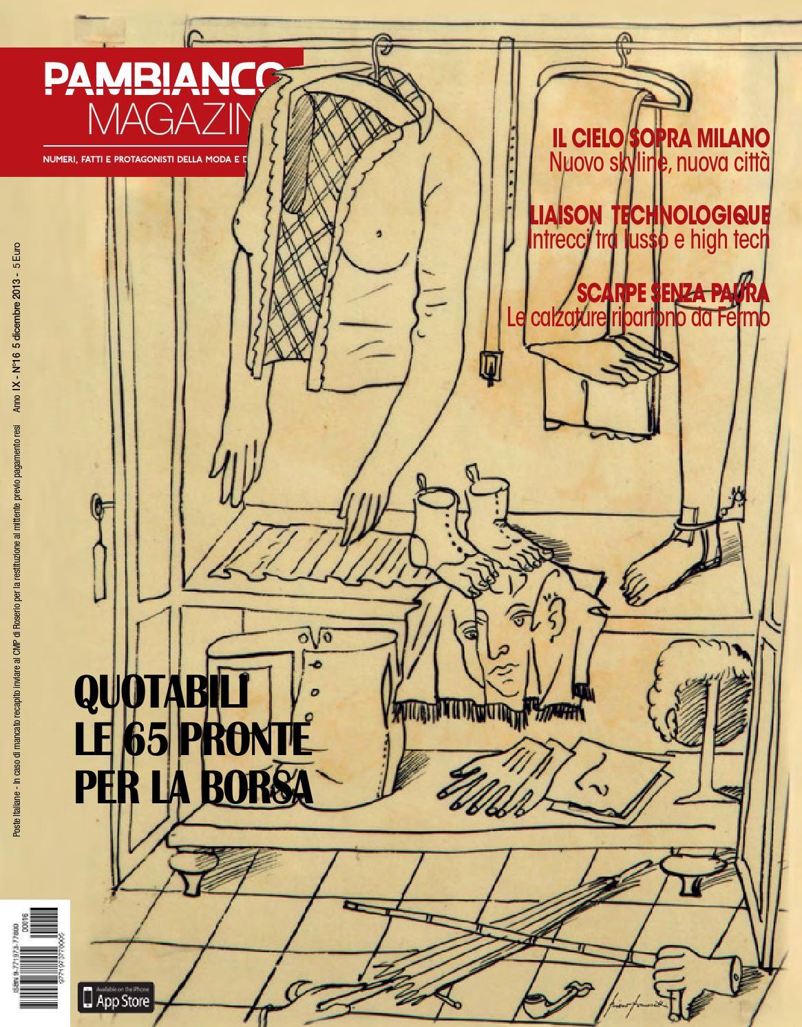 Pambianco Magazine N.16 IX by Pambianconews - issuu 99ad7d5793b