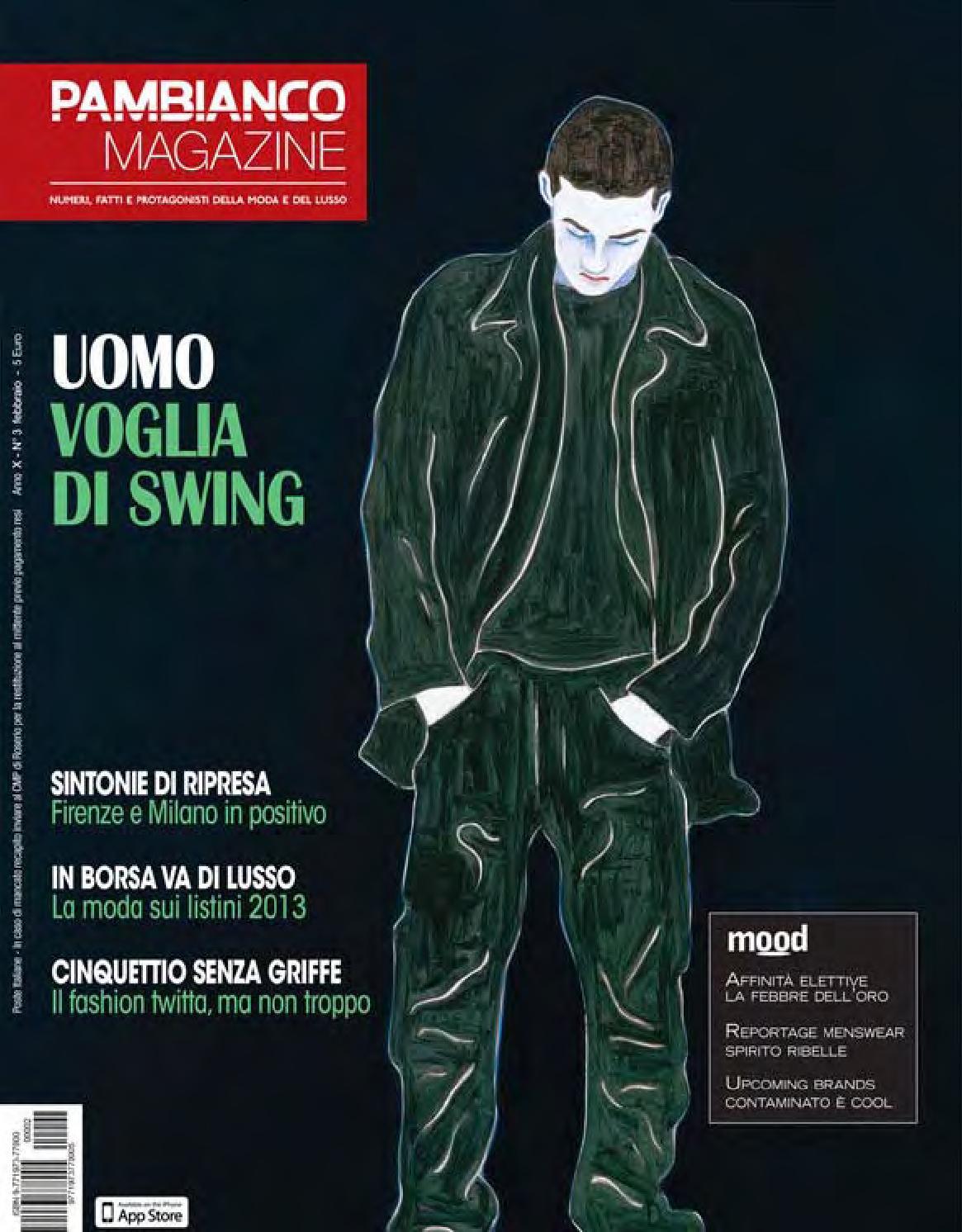 issuu N Magazine Pambianco Pambianconews 3 X by qYPC5