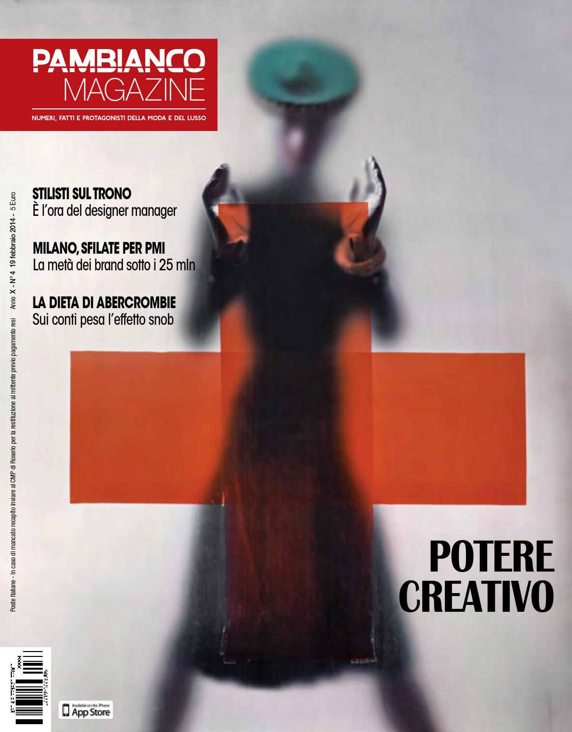 info for d28df cdd3c Pambianco Magazine N.4 X by Pambianconews - issuu