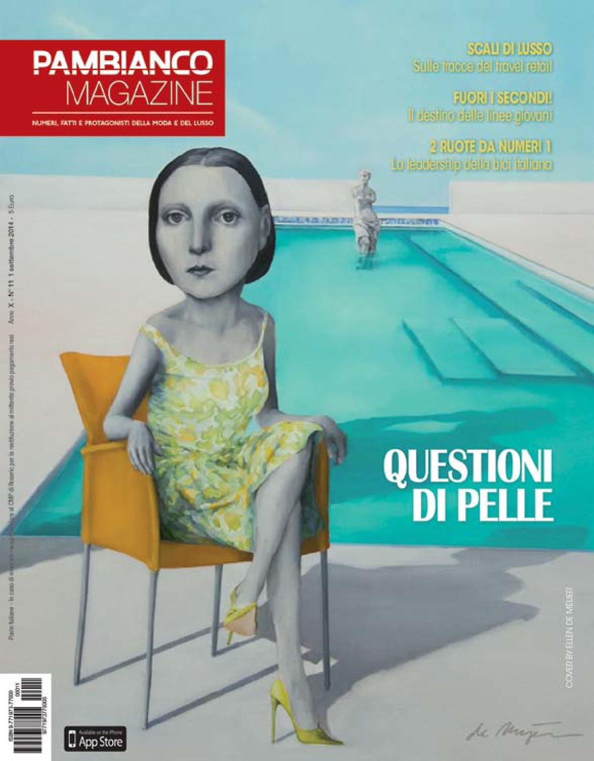 Pambianco Magazine N.11 X by Pambianconews - issuu 8bc3fb480bc