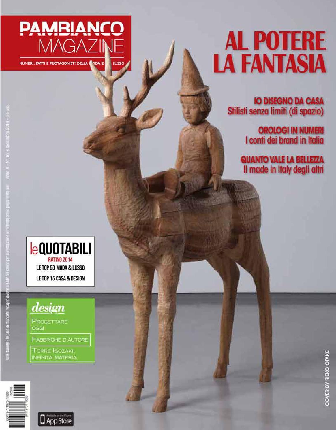 huge discount ac5f3 6b936 Pambianco Magazine N.16 X by Pambianconews - issuu