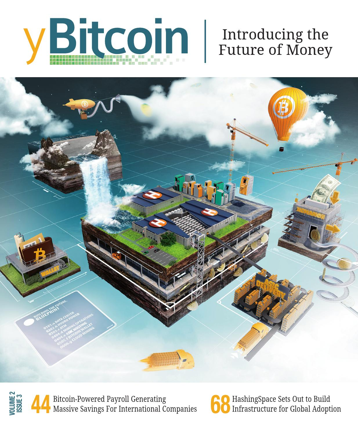 Volume 2, Issue 3 by yBitcoin - issuu