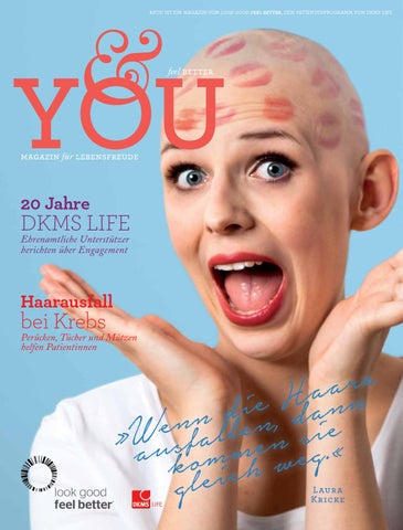Dkms Life Magazin You 1 2015 By Dkms Life Issuu