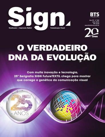 5f539ef6b4e9b Revista Sign - Edição 242 by BTS Informa - issuu