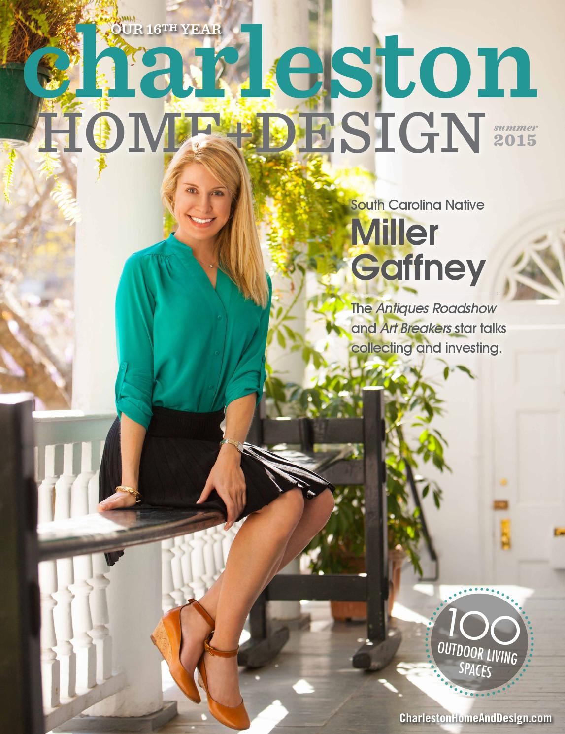 Charleston Home + Design Magazine   Summer 2015 By Charleston Home And  Design Magazine   Issuu Part 64