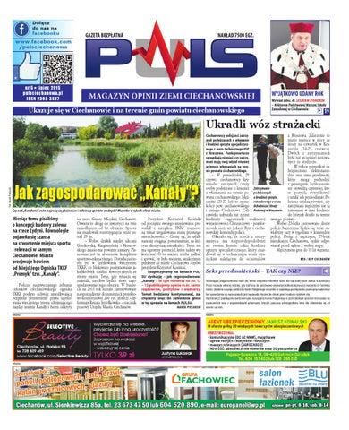 Puls Magazyn Opinii Ziemi Ciechanowskiej Nr 5 Lipiec 2015 R By