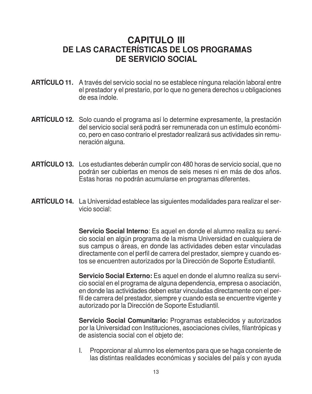Reglamento servicio social by universidad tecnol gica de for Actividades que se realizan en una oficina wikipedia