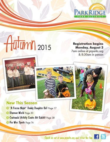 PRPD Autumn Brochure 2016 by Park Ridge Park District - issuu 455e5e92d8