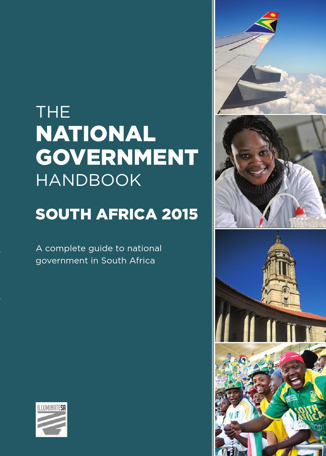 National Government Handbook - South Africa 2015 by Yes