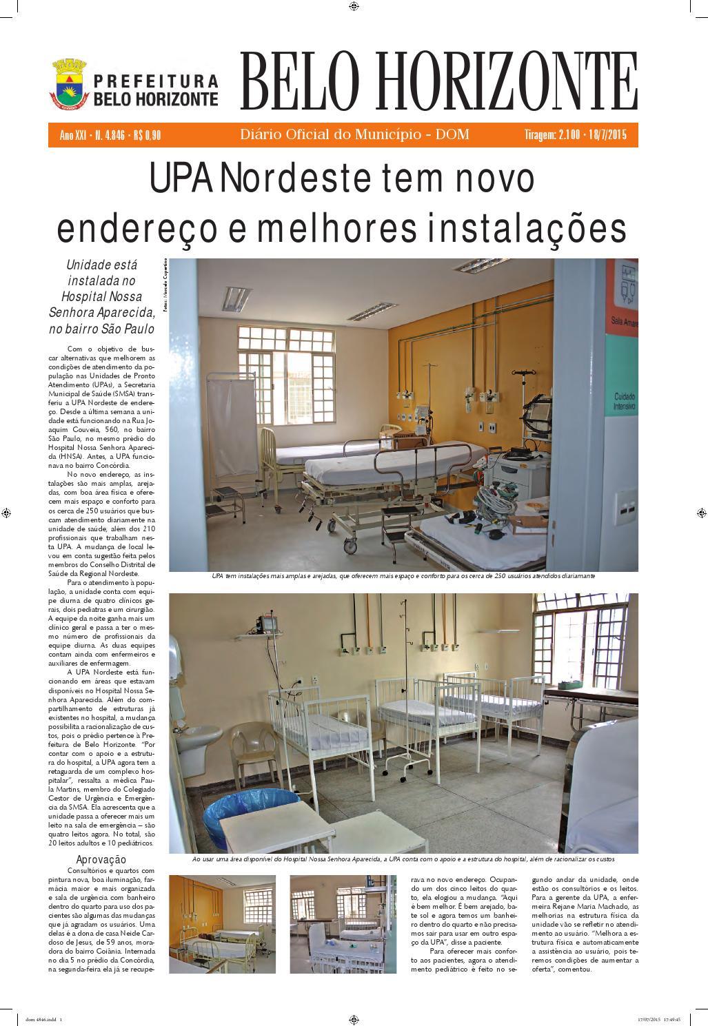 Dom 18 07 2015 By Prefeitura Belo Horizonte Issuu