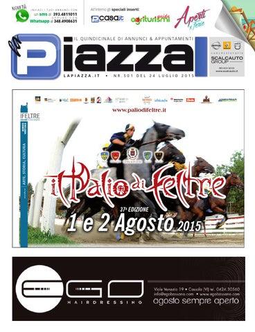 Lapiazza501 by la Piazza di Cavazzin Daniele - issuu 0a8365d8016c