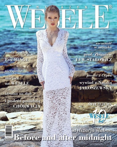 5d8f170d9a Magazyn WESELE 4 44 2016-2017 by Magazyn Wesele - issuu