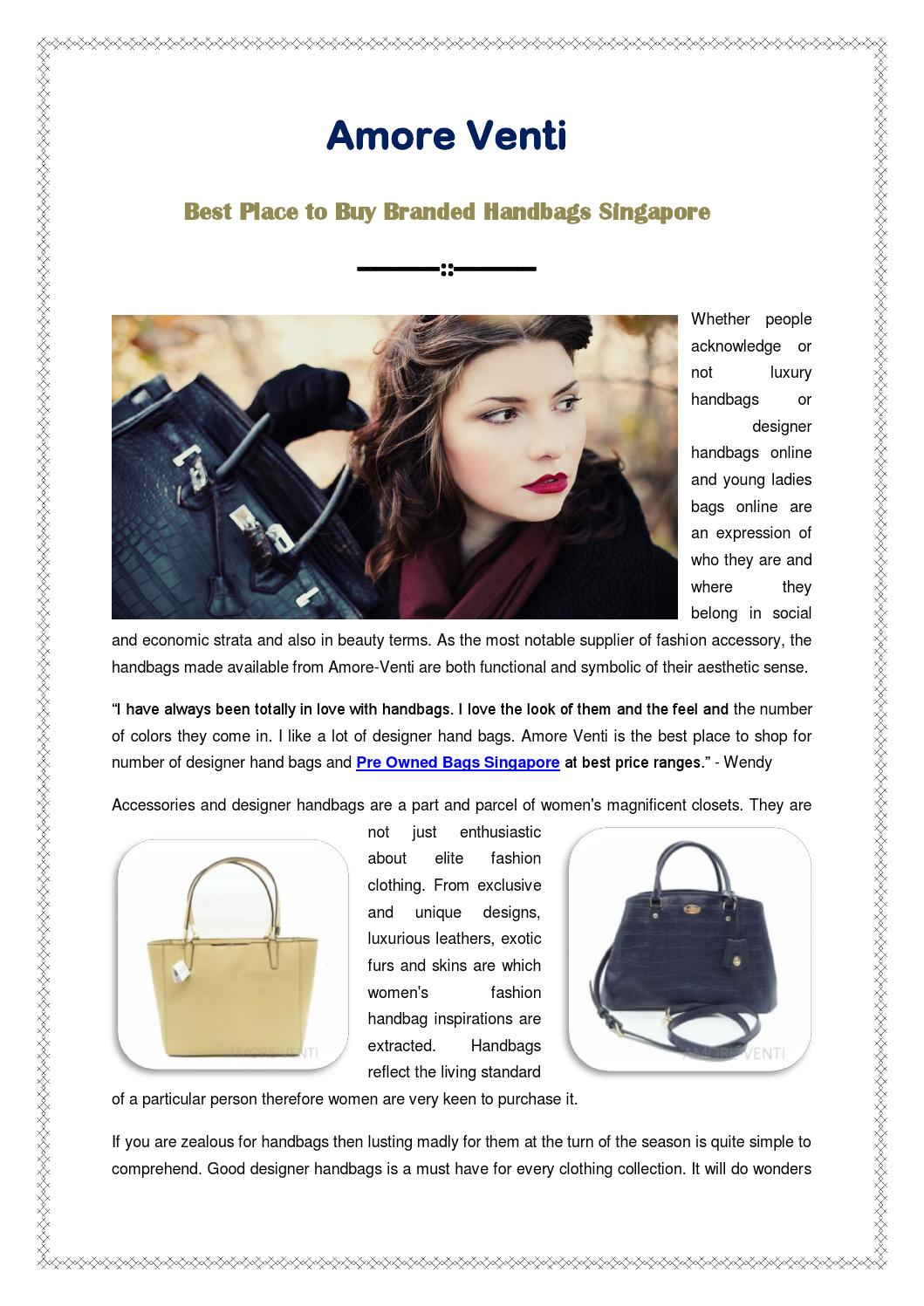 d6864f6c465 9 Designer Dress And Bag Stores In Singapore To Rent Your .