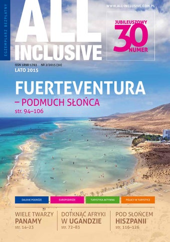 Nowy All Inclusive Lato 2015 By Viola Szabo Issuu