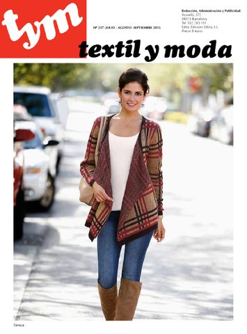 cd5569c2 Revista Textil y Moda 237 by Edicions Sibil-la SL - issuu
