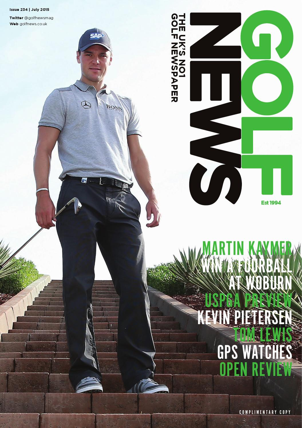 GolfNews July 2015 by Golf News - issuu be60cba835bc