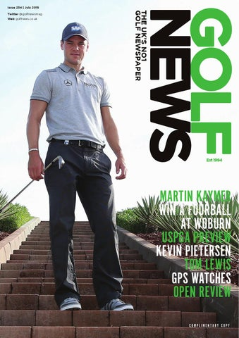 f15b62aaab GolfNews July 2015 by Golf News - issuu