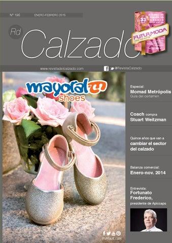 90f9543e41e Revista del Calzado nº 196 by Mundipress