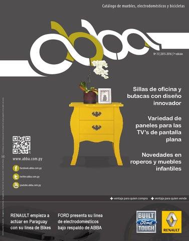 Revista Abba 2015-2016 by Eduardo Dantas - issuu