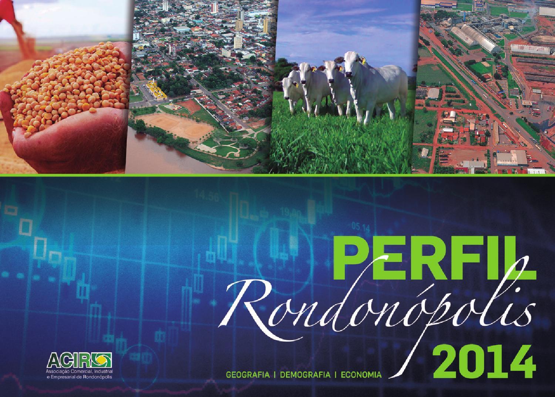 3e53b2e29dc29 Perfil Rondonópolis 2014 by Rafael Vicentini - issuu